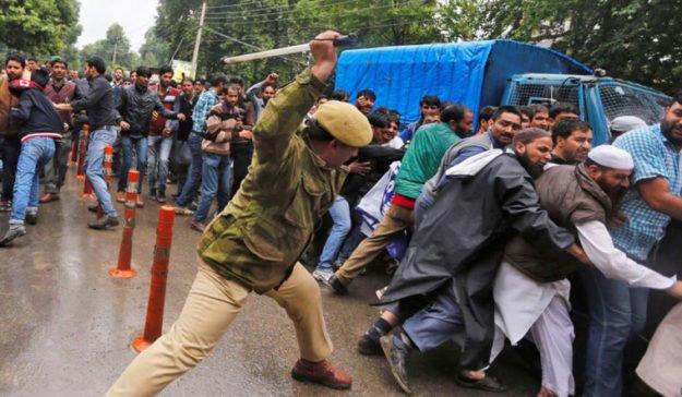 Indian atrocities in Kashmir