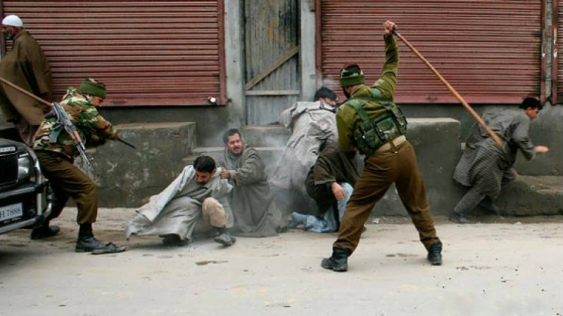 Indian Brutality in Kashmir